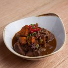 Chinese braised beef blade